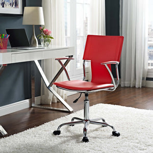The Z Chair - Red - Office Picture