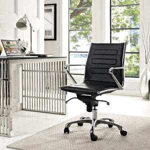 Ascend Midback Chair - Black - Office Picture