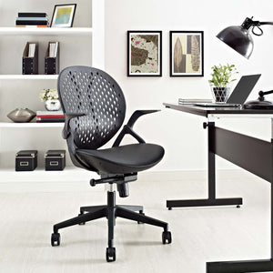 Stellar Vinyl Chair - Office Picture