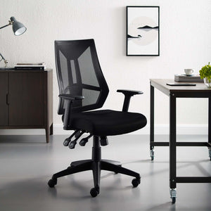 Danny Mesh High Back Office Chair - 1