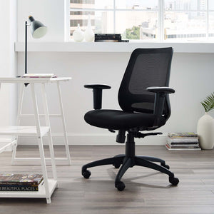 Forge Mesh Chair - Office Picture