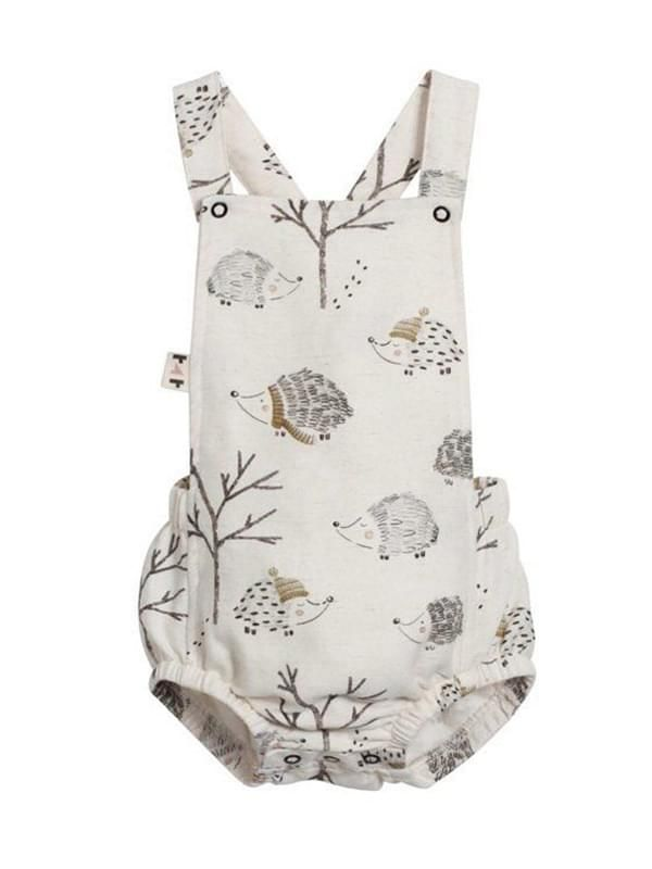 Hedgy Romper