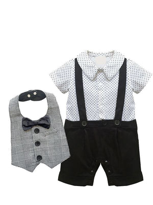 Dapper Bib Set