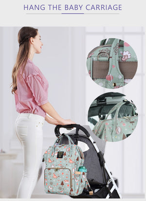 Sunveno Original Diaper Bag