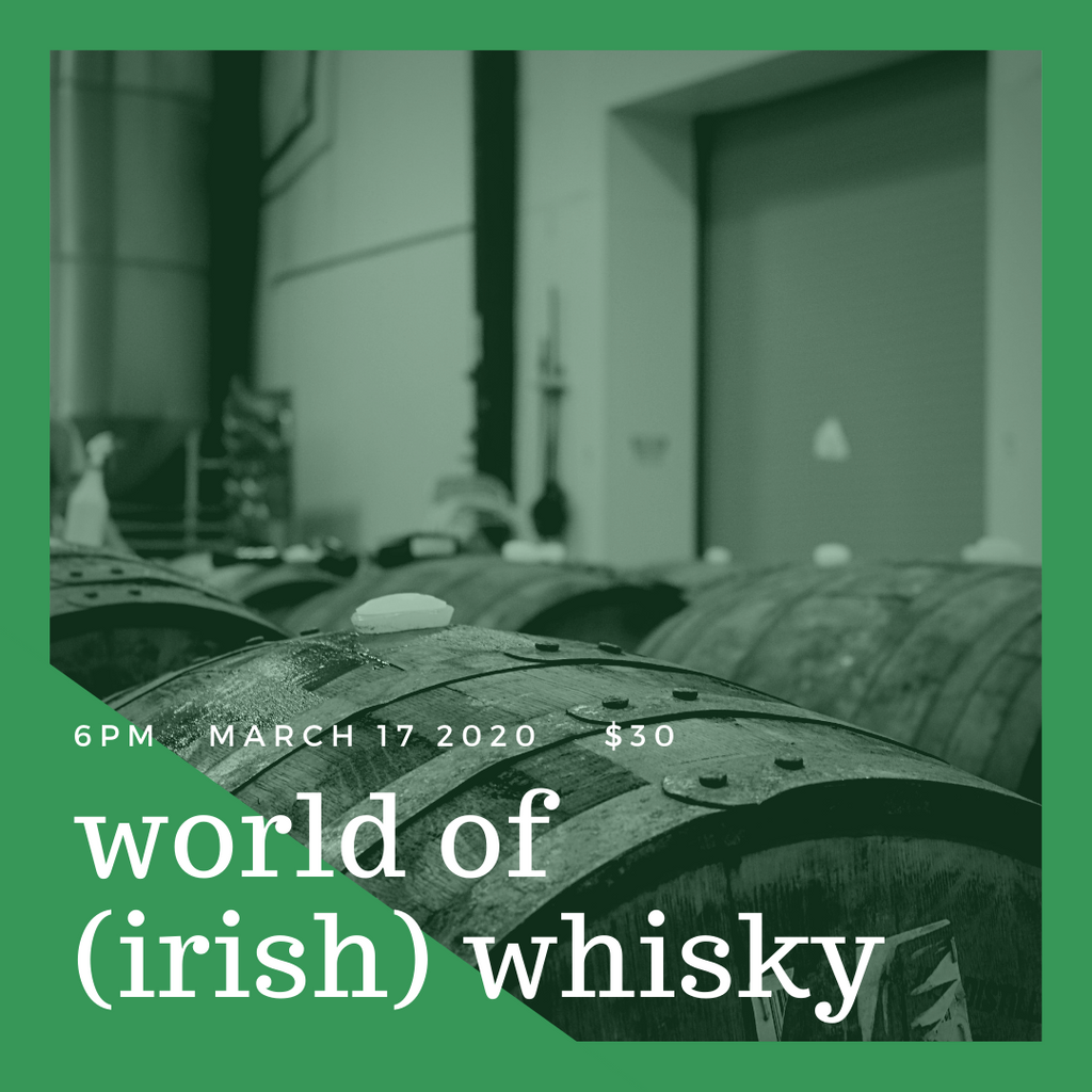 Coffee and Spirits: World of Whisky Image