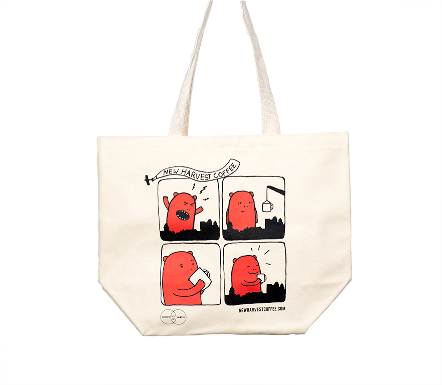 Monster Tote Bag Image