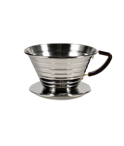 Kalita Wave Stainless Steel Dripper Image