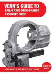 Vern's Guide to Banjo Axle Quick-Change Assembly.