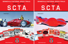 Bonneville National Speed Trials Two-Book Set
