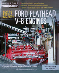 How To Build and Modify Ford Flathead V-8 Engines Book