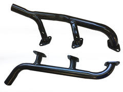 Model A Headers for Flathead Equipped Cars with Ford F-1 Steering Box
