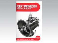 Vern Tardel Ford Transmission Service & Repair (for 1939-1948 Fords)