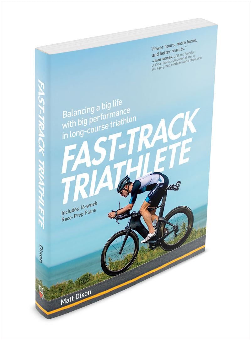 Book Review: Fast-Track Triathlete