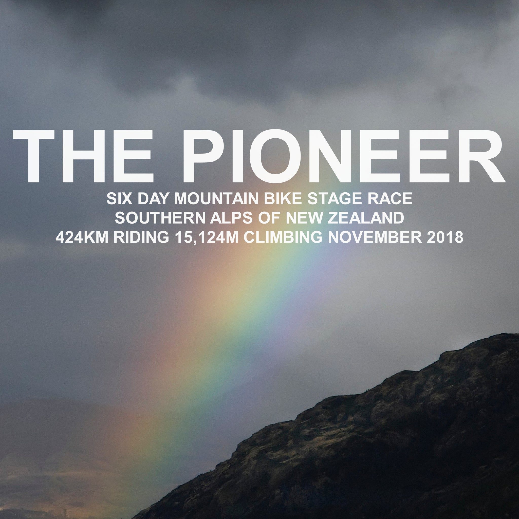 The Pioneer - 6 Day Mountain Bike Stage Race