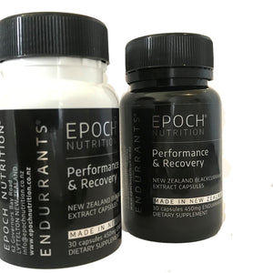 Auto-Renew Performance & Recovery - New Zealand Blackcurrant Extract Capsules - 60 Day Subscription