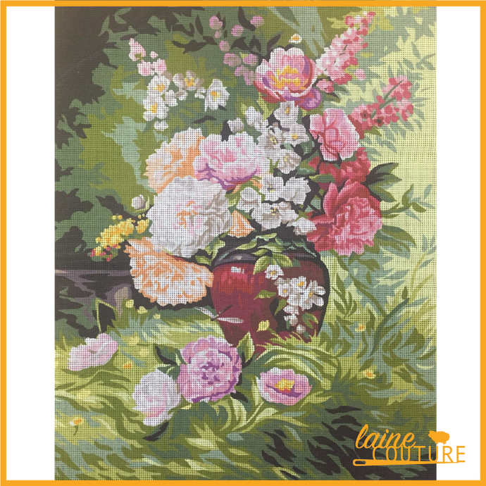 Royal Paris - Bouquet de pivoines