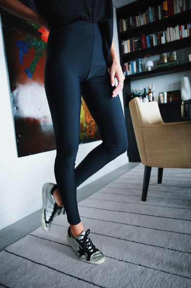 LEGGING BÁSICA - BLACK