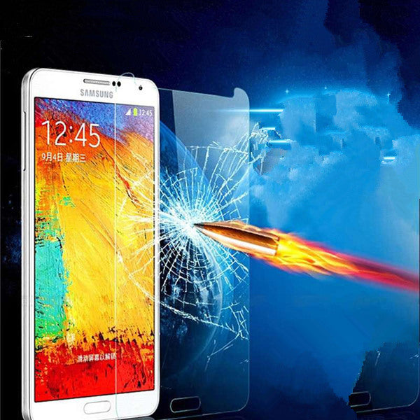 2PCS sFor Glass Samsung Galaxy Note 4 Screen Protector