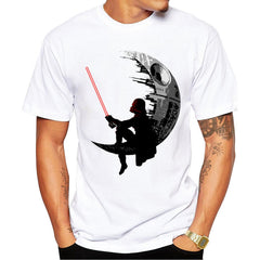 2018 Newest Deadpool Men T shirt Fashion Regenerating Jackass Design tops The Darth King Printed T-Shirts Punk Hipster tee