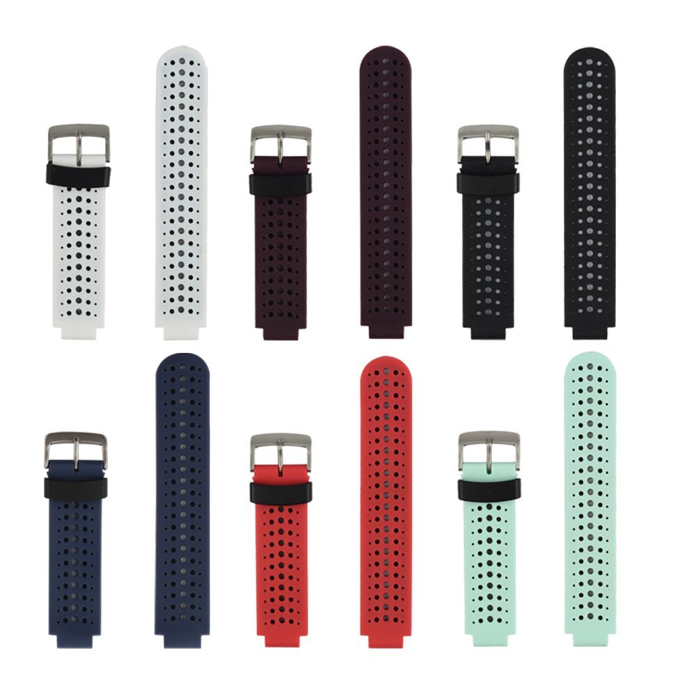 (235ss)Many colors Silicone Replacement Watch Band
