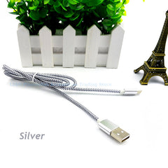 0.5m/50cm/1m/1.5m/2m/3m Type C Charge Cable Charger