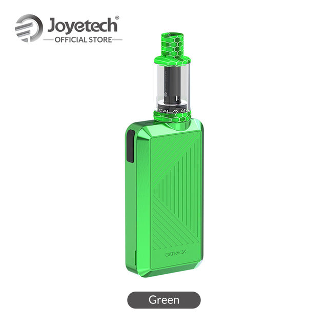100% Original Joyetech BATPACK Kit With 2.0ml Joye ECO D16 Atomizer in 0.5ohm BFHN MTL. Head Electronic Cigarette