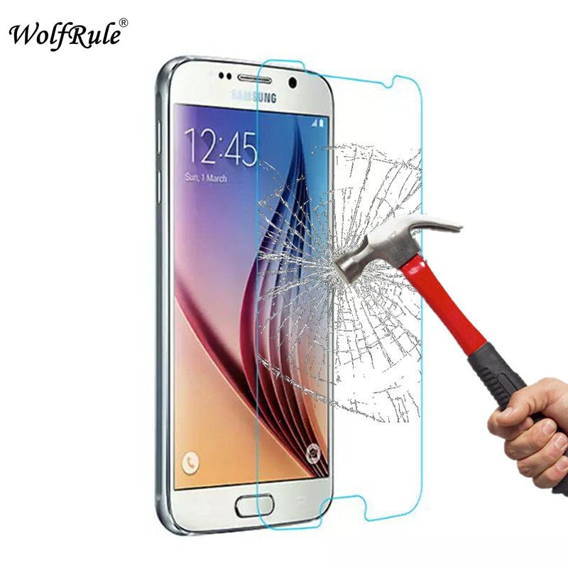 2PCS Screen Protector Glass sFor Samsung Galaxy J3 2017 Tempered Glass