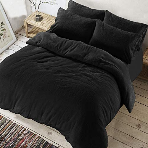 Bedding Set Black