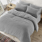 Bedding Set Silver