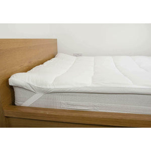 Luxury Mattress Toppers Memory Foam Micro Fiber - Arlinens
