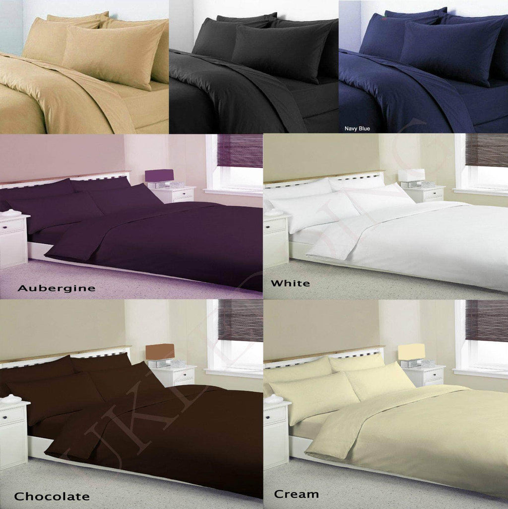 Top Quality Polycotton Flat Sheets - Arlinens