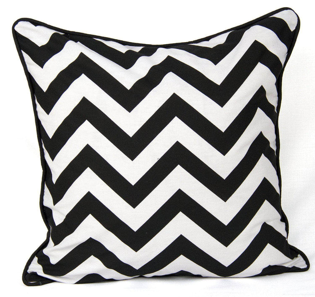 Chevron Style Cushion Covers - Arlinens