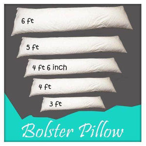 Bolster Cushion Orthopedic Pregnancy Body Support Non Allergenic Pillowcase ONLY