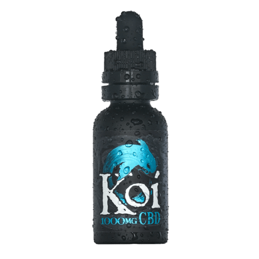 BLUE KOI CBD Vape Oil