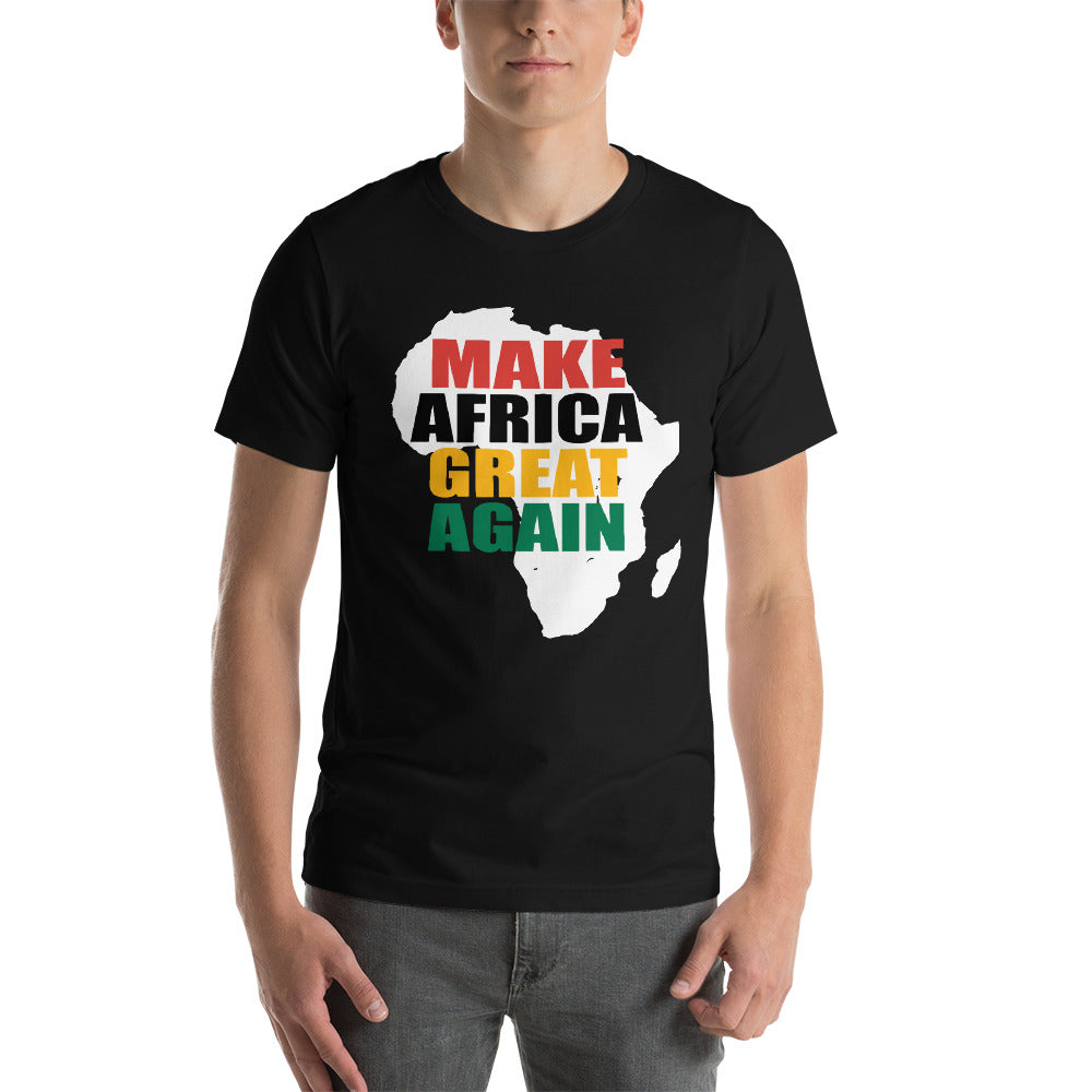 Make Africa Great Again (MAGA) T-Shirt - Hemp World Order