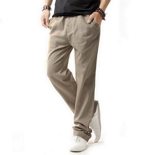 Hemp/Cotton casual trousers - Hemp World Order