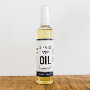 KENKŌ Body Oil