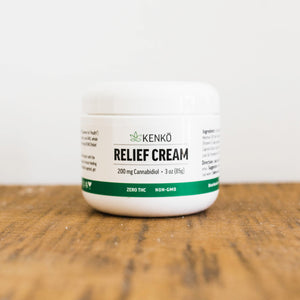 KENKŌ Relief Cream