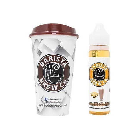 Barista Brew Co - S'mores Mocha Breeze E-Juice - HaveAPuff