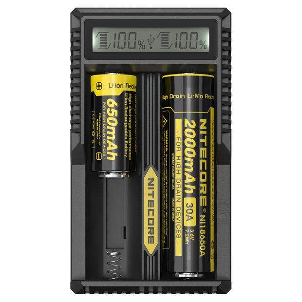 Find Nitecore Intellicharger UM20 Battery Charger by Nitecore at www.haveapuff.com