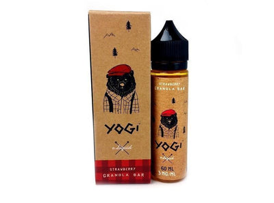 Yogi - Strawberry Yogi E-Juice - HaveAPuff