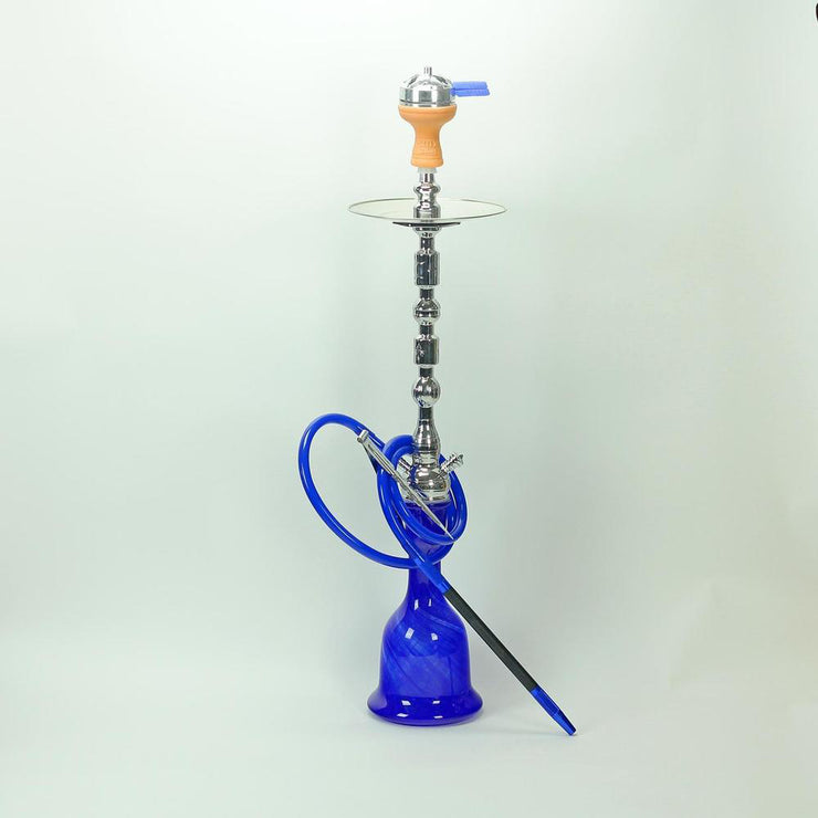 Amy Deluxe Oriental Shihab 911 -Chrome Blue