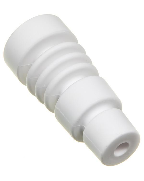 14/18mm Male Ceramic Domeless Nail - HaveAPuff