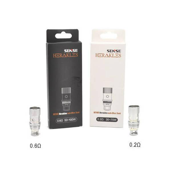 Sense Herakles Sub Ohm Replacement Coils 5 pack - HaveAPuff