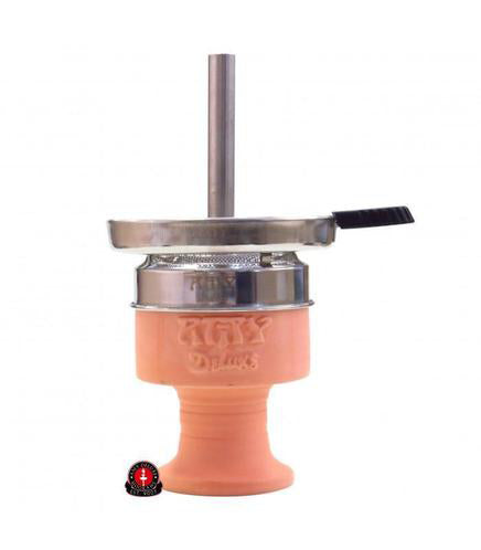 Amy Deluxe Hookah Head (HOT SCREEN SET)