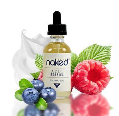 Find Naked 100 Cream- Azul Berries by Naked 100 at www.haveapuff.com