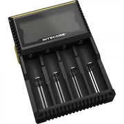 Find Nitecore D4 Digi Charger by Nitecore at www.haveapuff.com