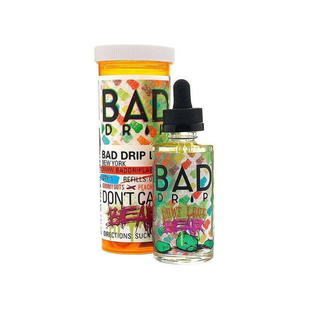 Bad Drip - Don't Care Bear E-Juice - HaveAPuff