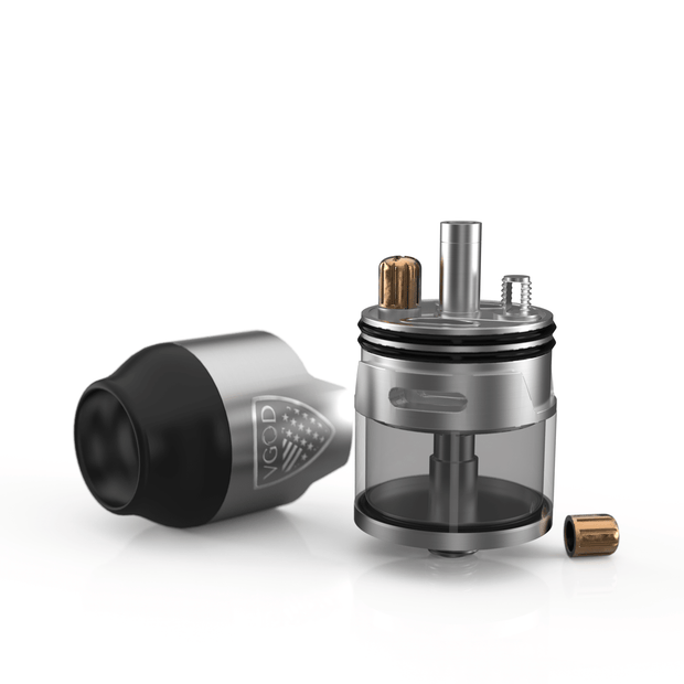 VGOD Elite RDTA 24Mm - 4Ml Capacity - HaveAPuff