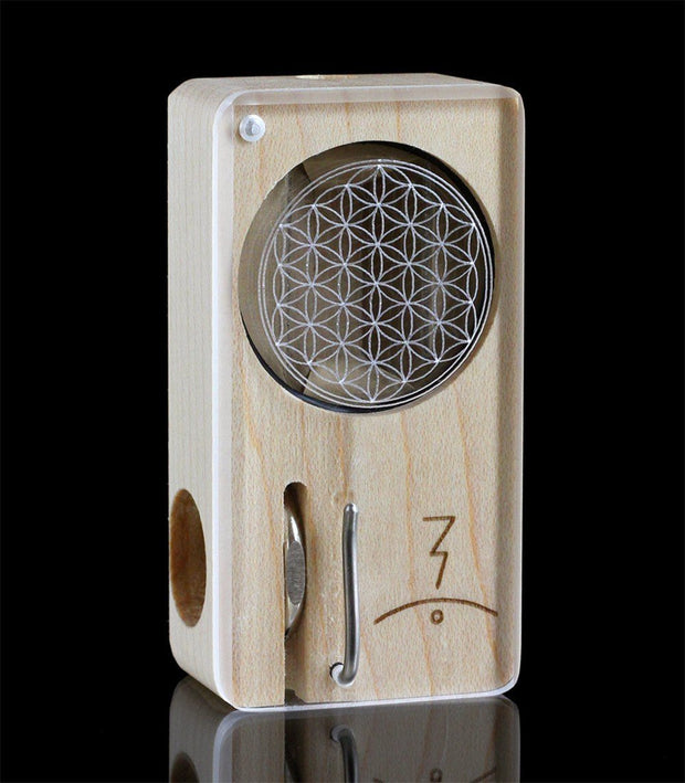 Magic Flight Flower of Life Laser Launch Box - HaveAPuff